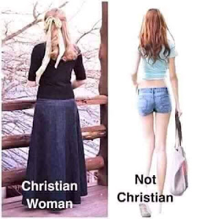 modesty dressing christian woman vs immodesty christian woman