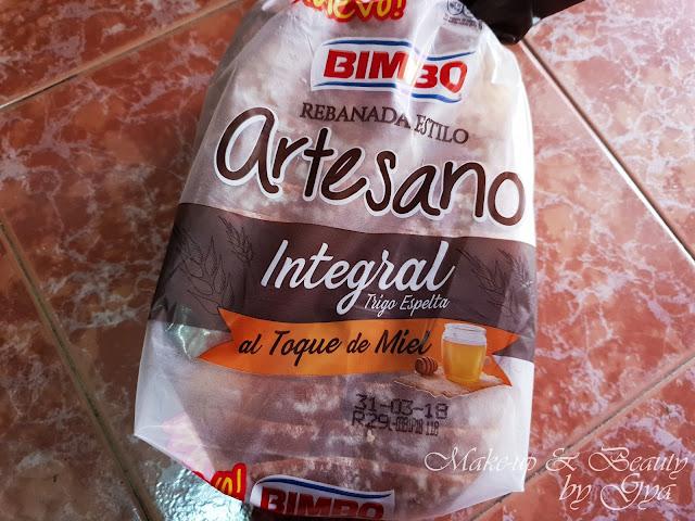 Bimbo Artesano Caja Degustabox Marzo ´18 - ¡Hola Primavera!