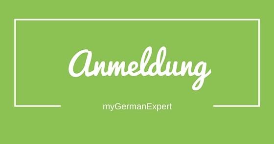 registering in germany anmeldung guide mygermanexpert blog. Black Bedroom Furniture Sets. Home Design Ideas
