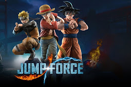 How to Free Download Install and Play Game Jump Force on Computer PC or Laptop