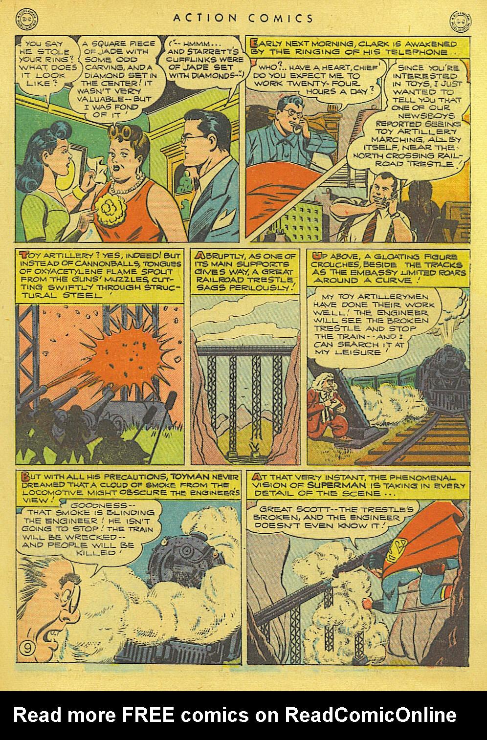 Action Comics (1938) 85 Page 10