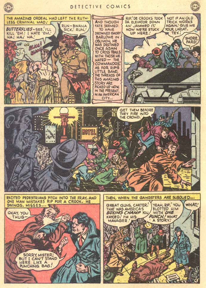 Read online Detective Comics (1937) comic -  Issue #147 - 39
