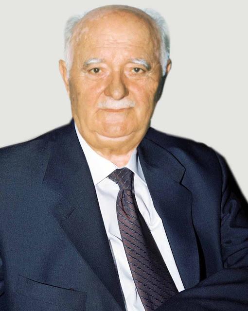 40ήμερο μνημόσυνο του Παναγιώτη Γ. Μαγκλάρα