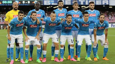 Daftar Skuad Pemain Napoli 2015-2016