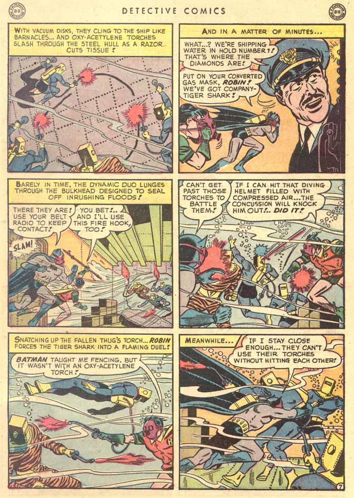 Read online Detective Comics (1937) comic -  Issue #147 - 9
