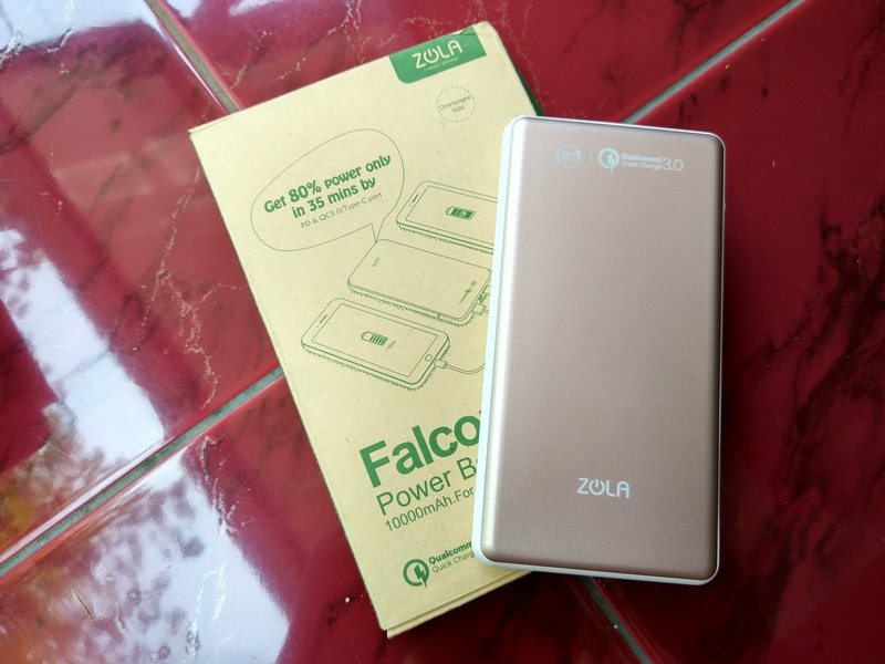 Zola Falcon 10000mAh Review