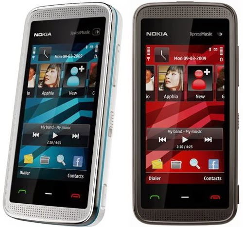 nokia 5230 flash file v51.6.002