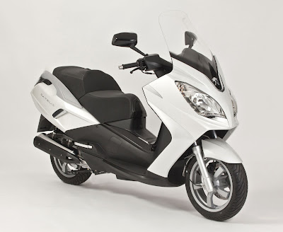 2016 New Scooter  Peugeot Satelis 125cc