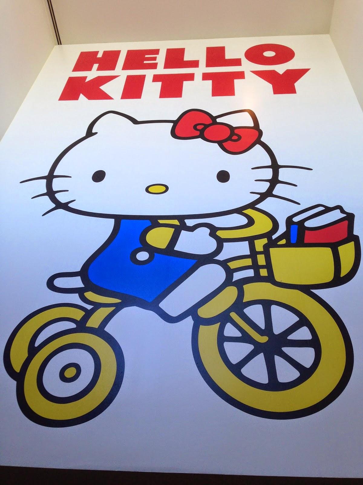 Violently Happy La Cake Club Amp Hello Kitty Exhibit At The