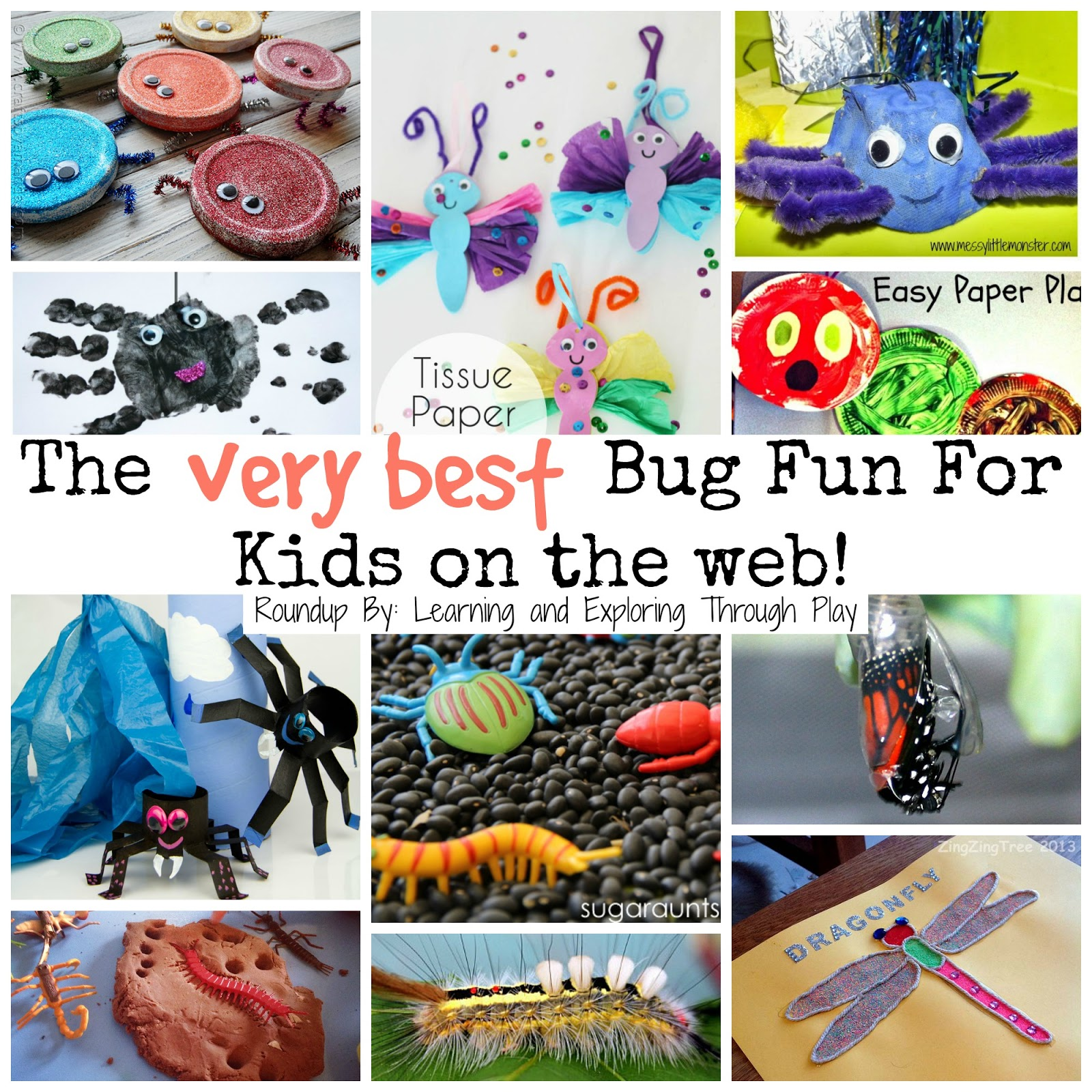 Learning And Exploring Through Play All Things Bugs