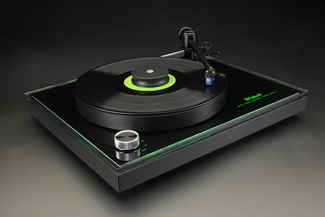McIntosh launches its most affordable turntable to date