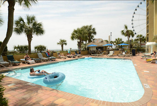 Holiday Inn Oceanfront Resort At The Pavilion Myrtle Beach Sc