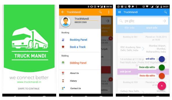 TruckMandi App