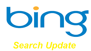 Bing Search Update