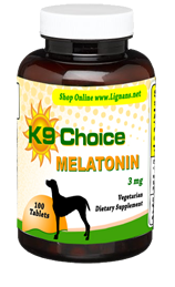melatonin dogs
