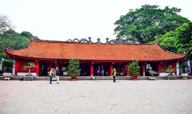 Van Mieu - Quoc Tu Giam: the first university in Vietnam 1