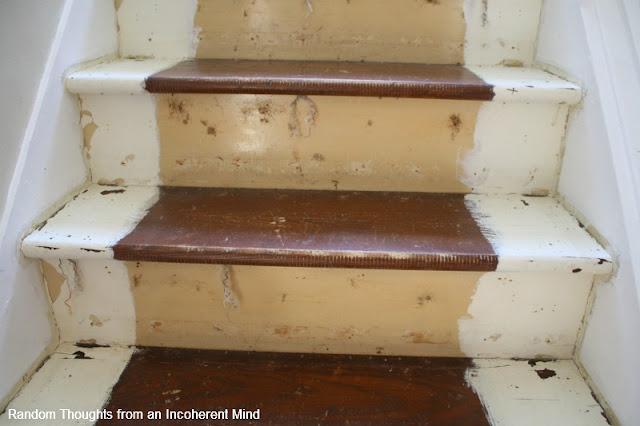 eski merdiven