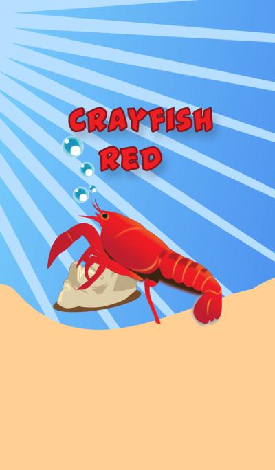 Crayfish Red