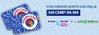 Logo Concorso ''Chi ti premia più di ChanteClair'': vinci 330 buoni spesa da 50€
