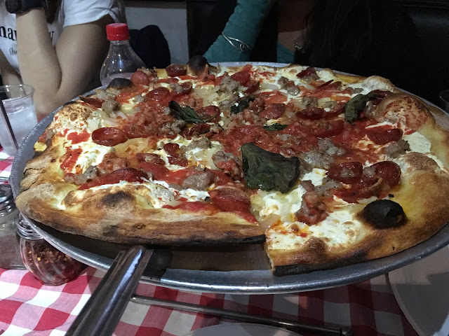Grimaldi's Pizza Brooklyn New York City