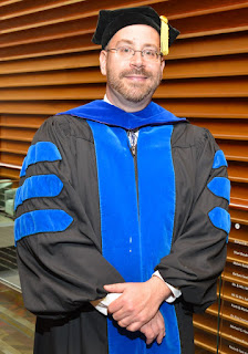 Professor for adult learners, Dr. Adrian Zappala