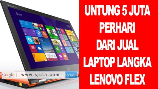 Jual Lenovo Flex 2-14-4457