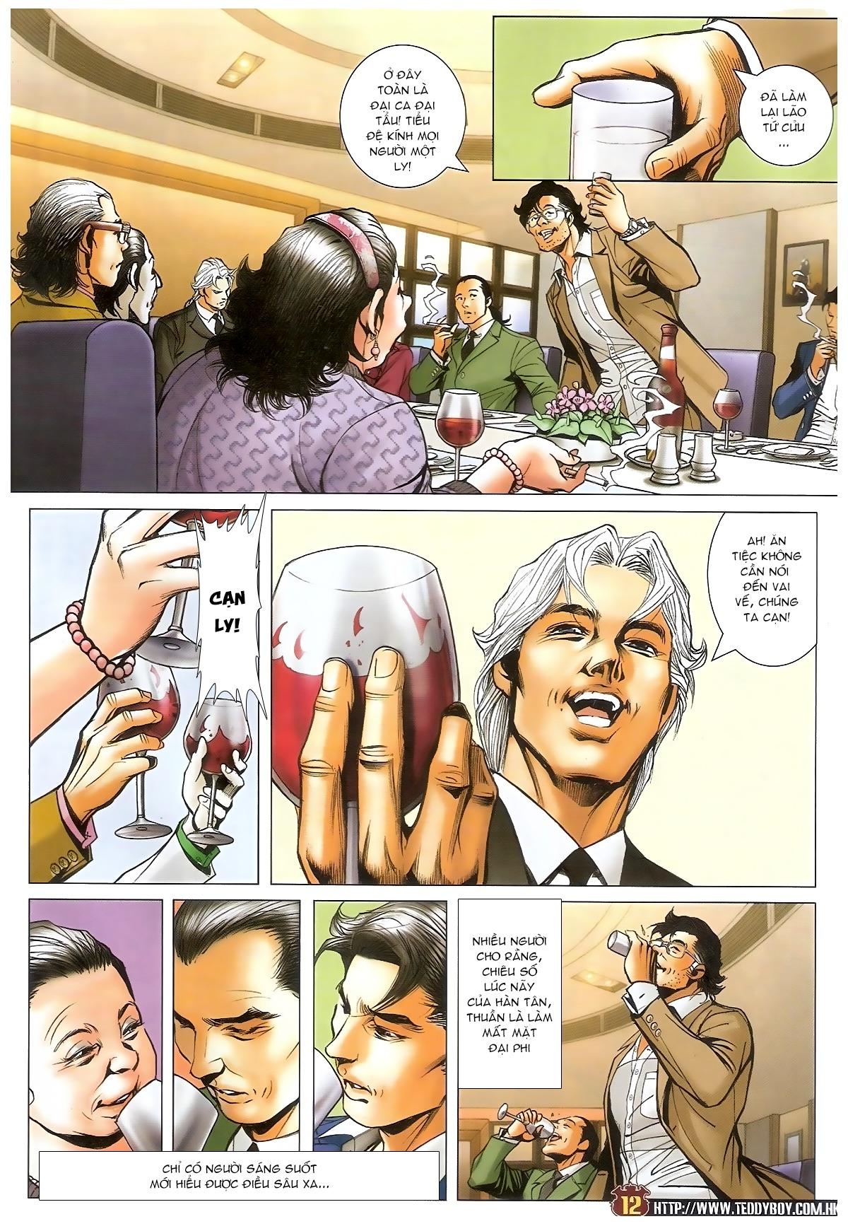 Người Trong Giang Hồ - Chapter 1559: Trước ngày tuyển cử - Pic 11