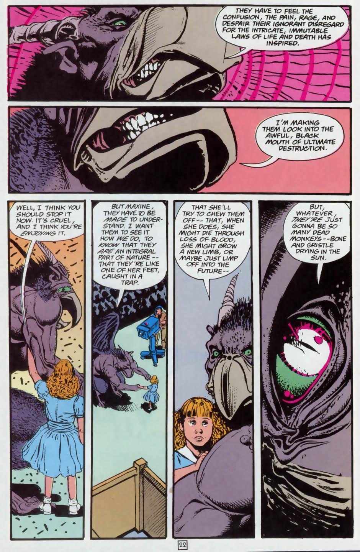 Read online Animal Man (1988) comic -  Issue #73 - 23