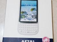 Spesifikasi, Harga Asiafone AF791 : Spesial Hello Kitty 200ribuan