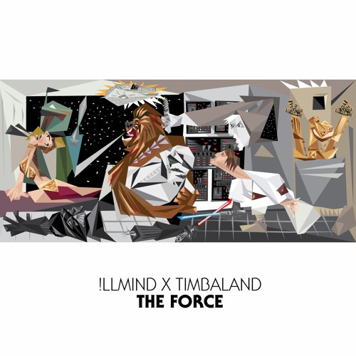 "!llmind & Timbaland Turn Up With ""The Force"""