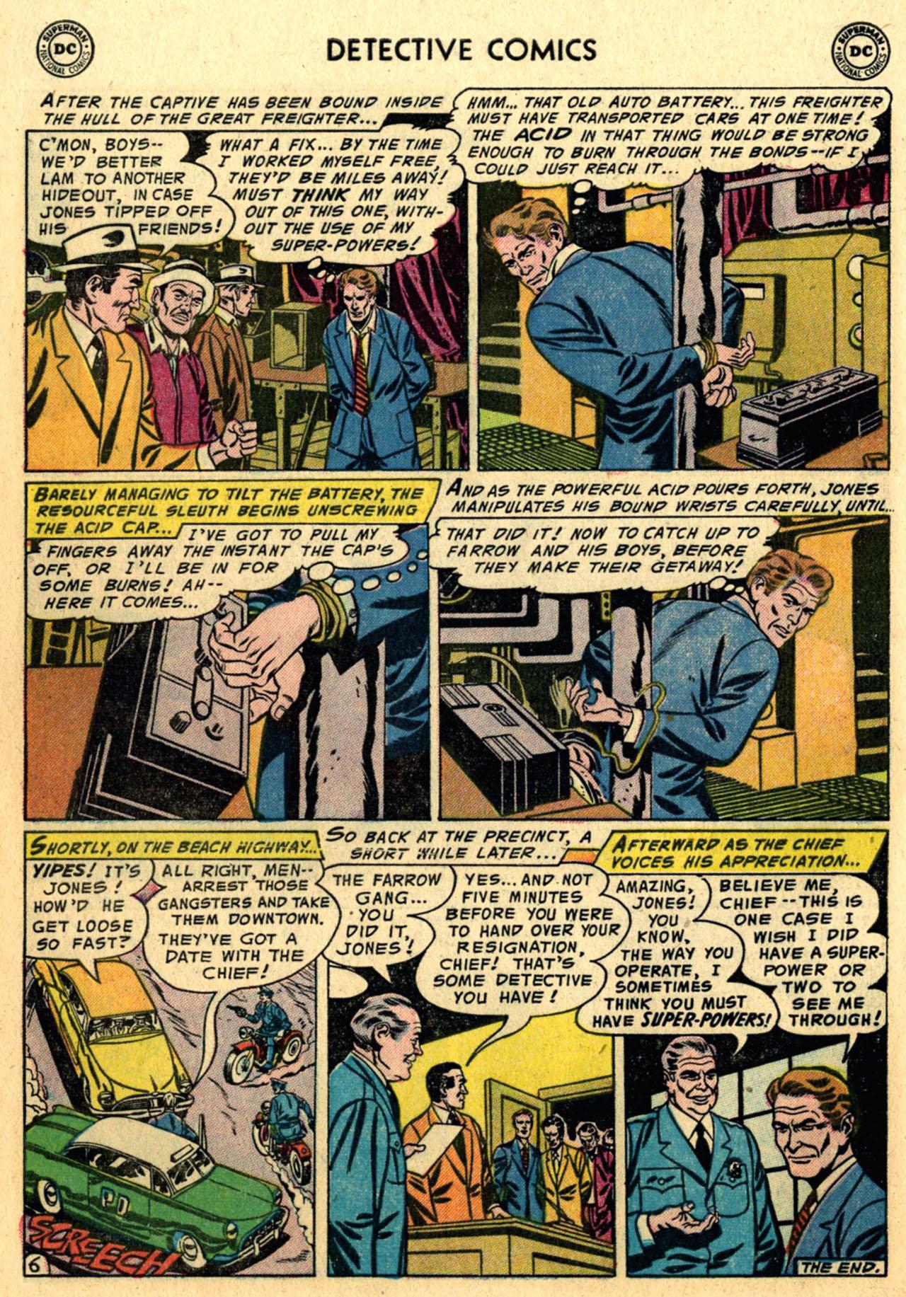 Detective Comics (1937) 230 Page 31