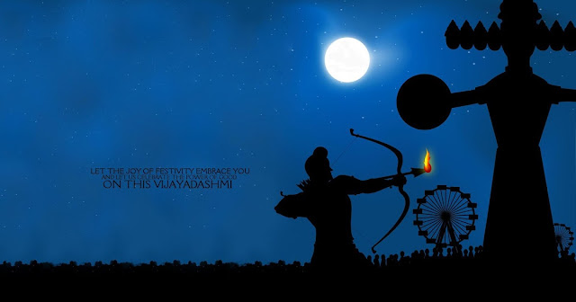 greeting cards happy dussehra for friends