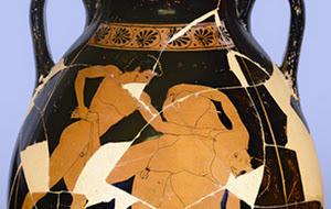 Τώρα διαβάζονται κρυμμένες γραφές σε αρχαία αθηναϊκά αγγεία! Αρχαίες... παραγγελιές!