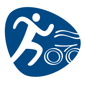 Pictogram Rio 2016 Triathlon 350x350 px