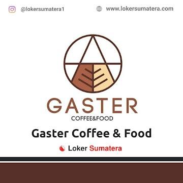Lowongan Kerja Banda Aceh: Gaster Coffee and Food Juni 2021