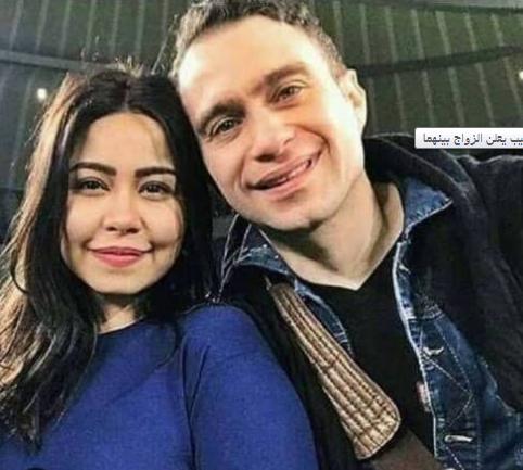 متابعة حقيقة زواج  المطرب حسام حبيب وشرين عبد الوهاب بعد إلقاء القبض عليها في مطار القاهرة