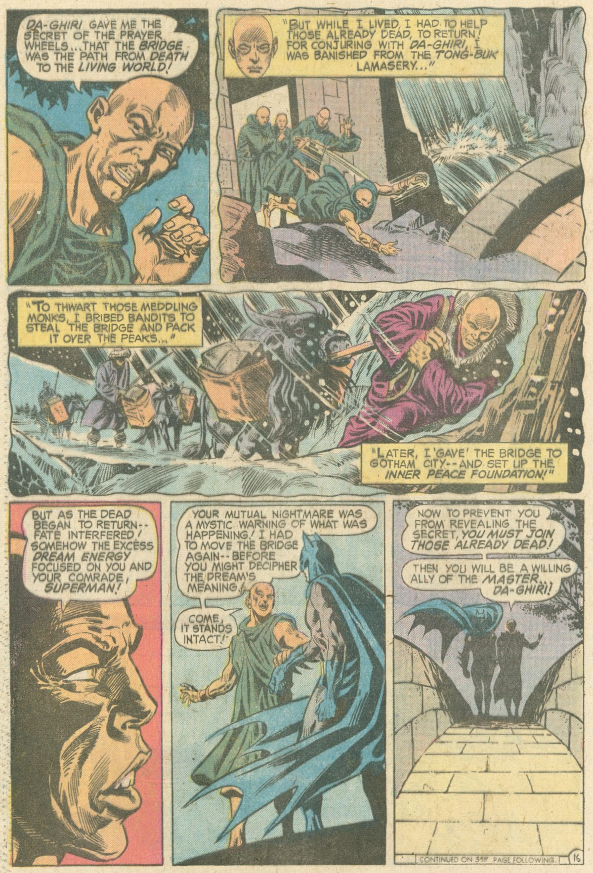 Read online World's Finest Comics comic -  Issue #232 - 28