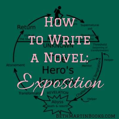 How to Write a Novel Exposition