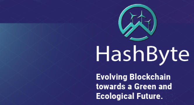 HashByte: Renewable Mining Revolution