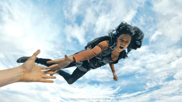 'The Limit' - Michelle Rodriguez as M-13