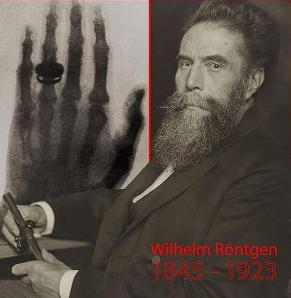 Biografi Wilhelm Röntgen Penemu Mesin X-Ray