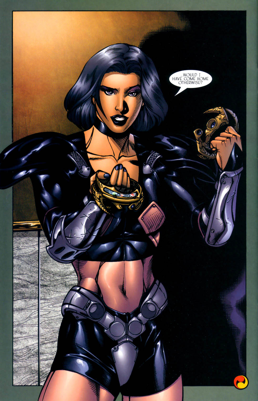 Read online Sigil (2000) comic -  Issue #8 - 20
