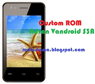 Port ROM Xperia Z4 for Advan S3A
