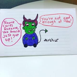 Inner Demon, Arthur