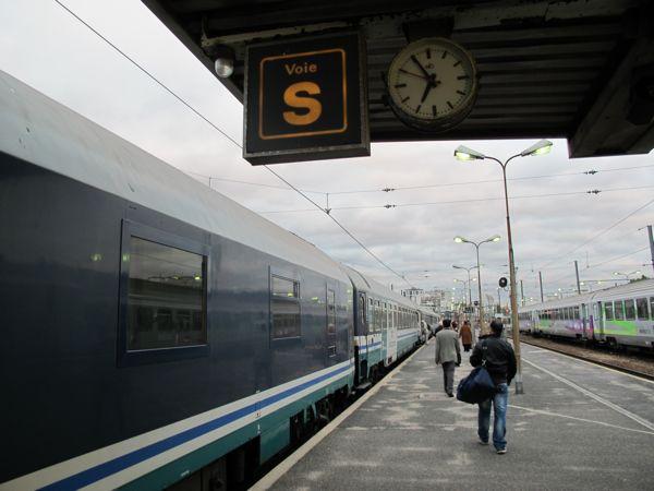 Paris to Venice, Overnight Train | Prêt à Voyager