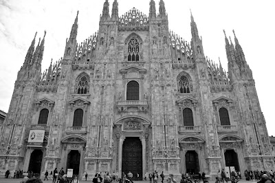 Duomo Cathedral, Milano, Italy by The Art of Creativity Studio