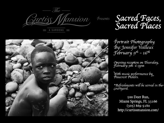 Upcoming Photography Show and Talk with Live Music