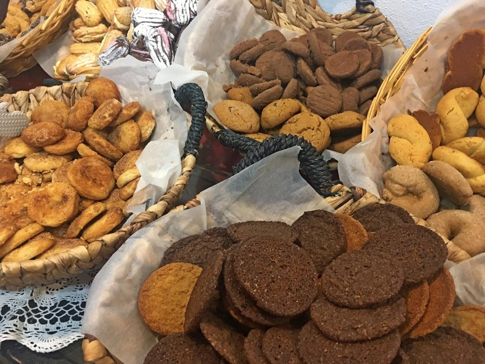 Bakery, Parga