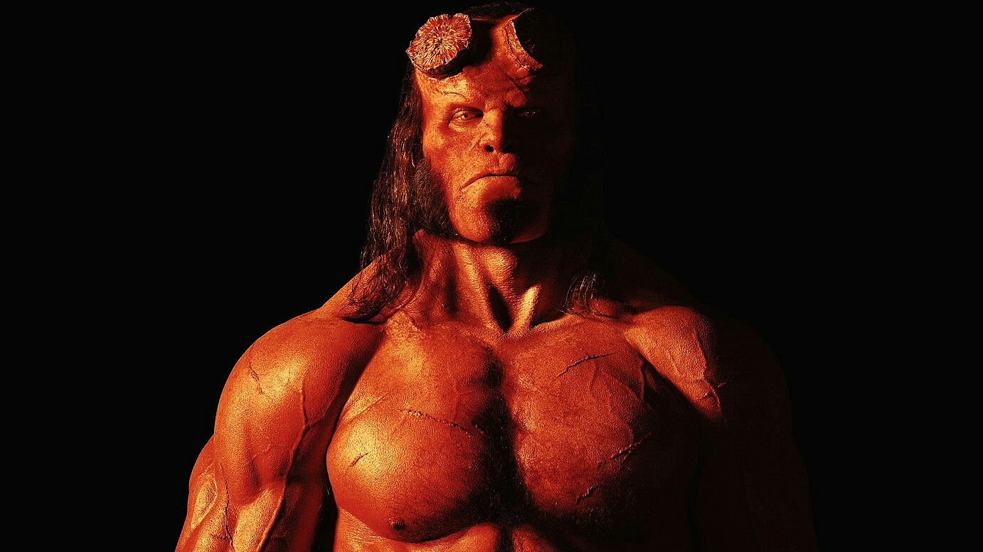 Hellboy Movie Faces Controversy For Filming Inside Church.