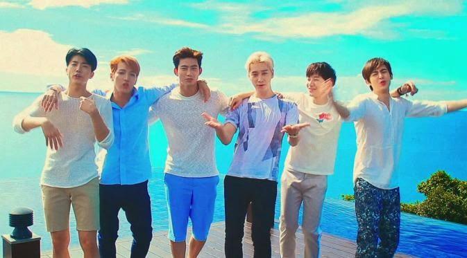 """2PM Rilis Lagu dan Video Klip Terbaru Versi Jepang """"365"""""""